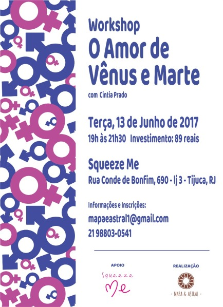Workshop_Venus e Marte