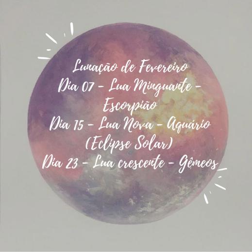 Lunacao fevereiro