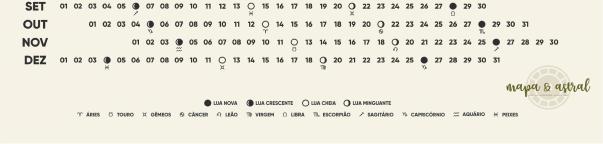calendario lunar logo